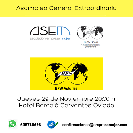 Asamblea General Extraordinaria